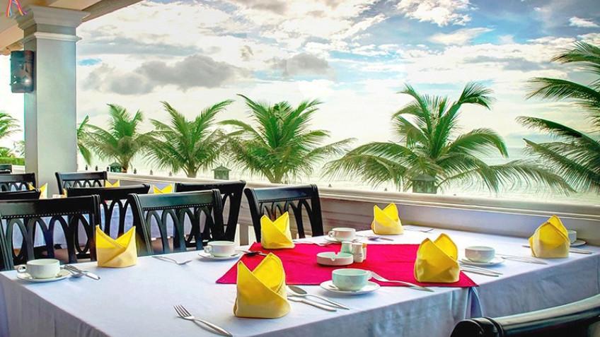 Nhà hàng Champa Resort & Spa Phan Thiết