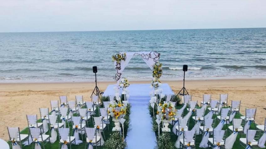 Tiệc cưới Champa Resort & Spa Phan Thiết