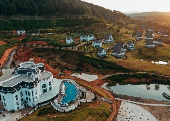 Overview  Đà Lạt Wonder Resort