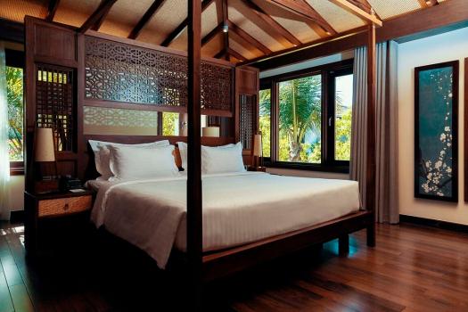 Villa 1 phòng ngủ có vườn