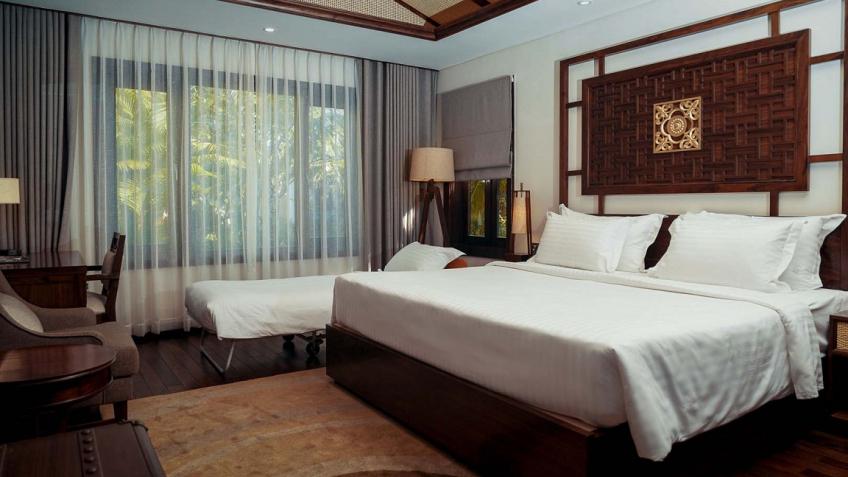 Villa 2 Phòng Ngủ Có Vườn