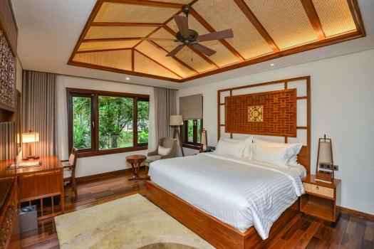 Villa 2 phòng ngủ có hồ bơi