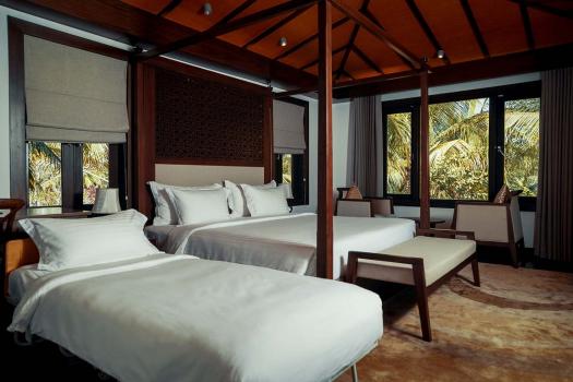 Villa 3 phòng ngủ có vườn