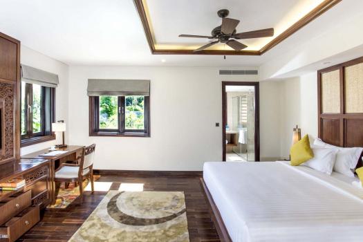 Villa 4 phòng ngủ hướng vườn