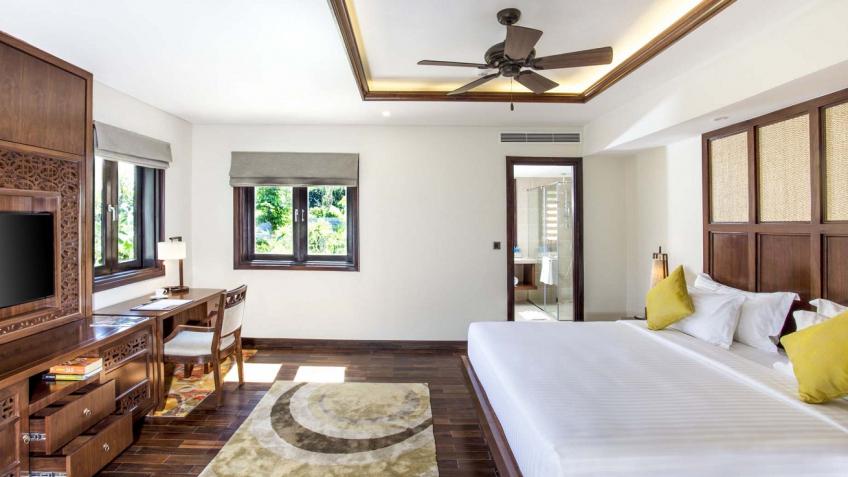 Villa 4 Phòng Ngủ Có Vườn