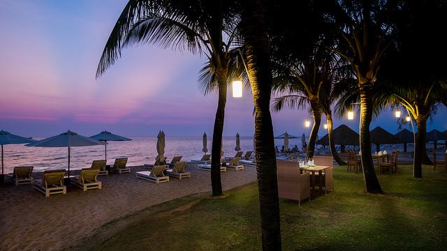 Cảnh quan Eden Resort Phú Quốc