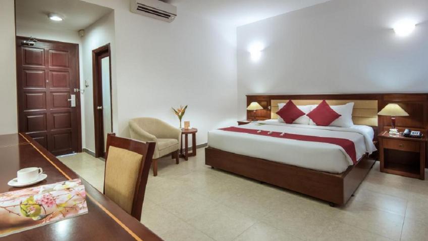 Deluxe Hướng Vườn Eden Resort Phú Quốc
