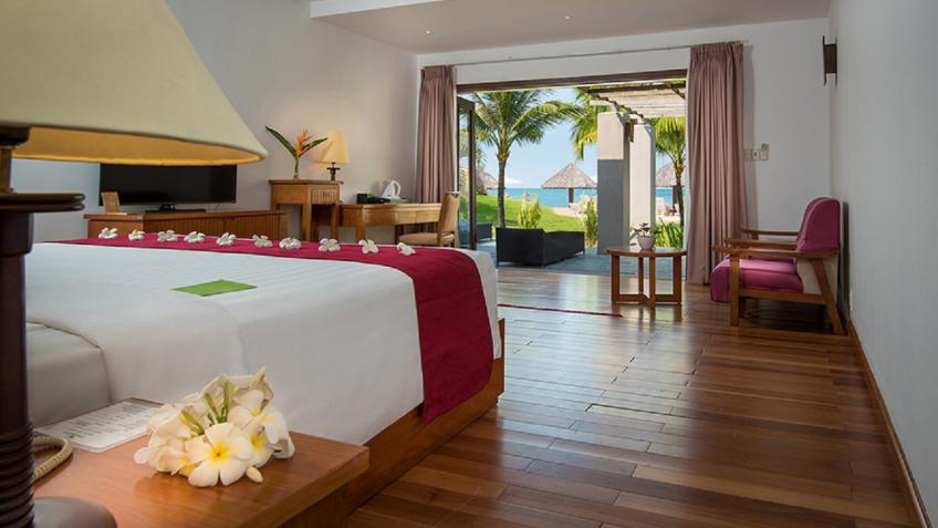 Bungalow Hướng Biển Eden Resort Phú Quốc