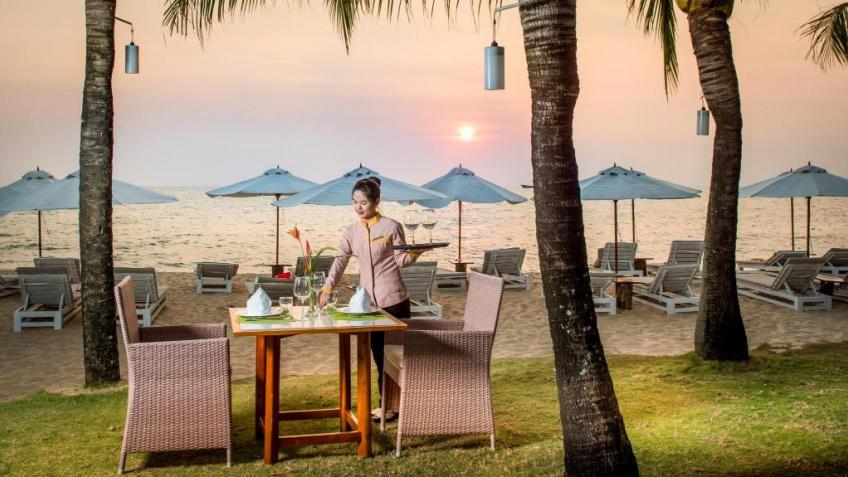 Nhà hàng Eden Resort Phú Quốc