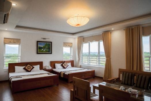 Khách sạn White Ocean (phòng 1 giường đôi, 1 giường đơn)