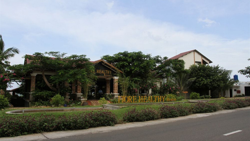 Cảnh Quan Khách Sạn