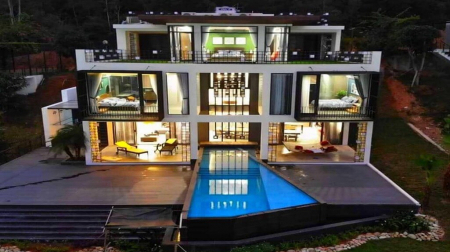 Front Pool Villa
