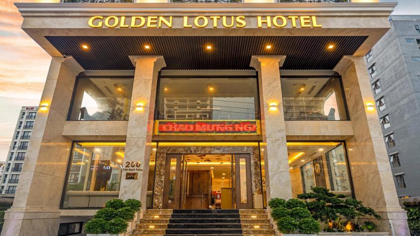 Golden Lotus Hotel Đà Nẵng