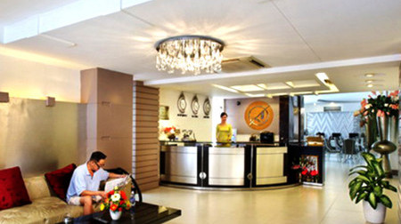 Khách sạn A - Em 39 Thủ Khoa Huân