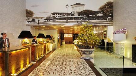 Khách sạn A - Em 44 Phan Bội Châu