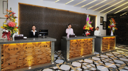 Khách sạn A - Em 46 Hai Bà Trưng