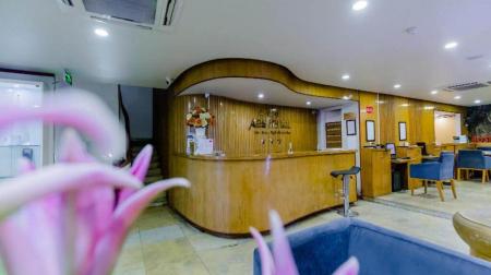 Khách sạn A25 Ngô Sĩ Liên