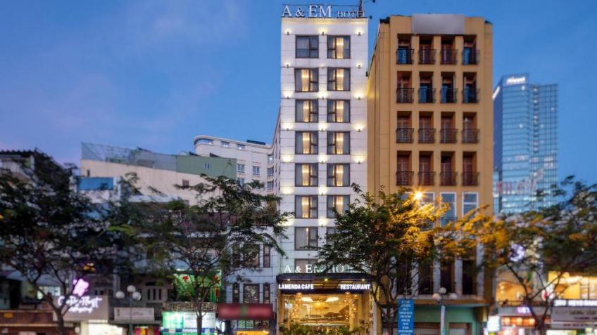 Overview Khách sạn A&Em 44 Phan Bội Châu
