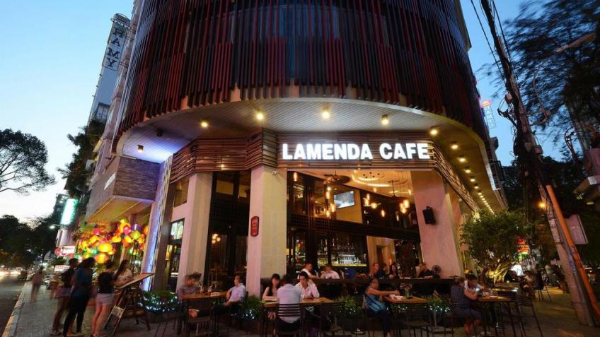 Lamenda Cafe Khách Sạn A&Em Sài Gòn