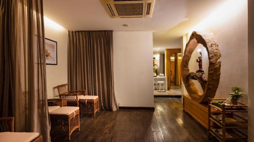 Phòng Spa Khách Sạn A&Em Sài Gòn