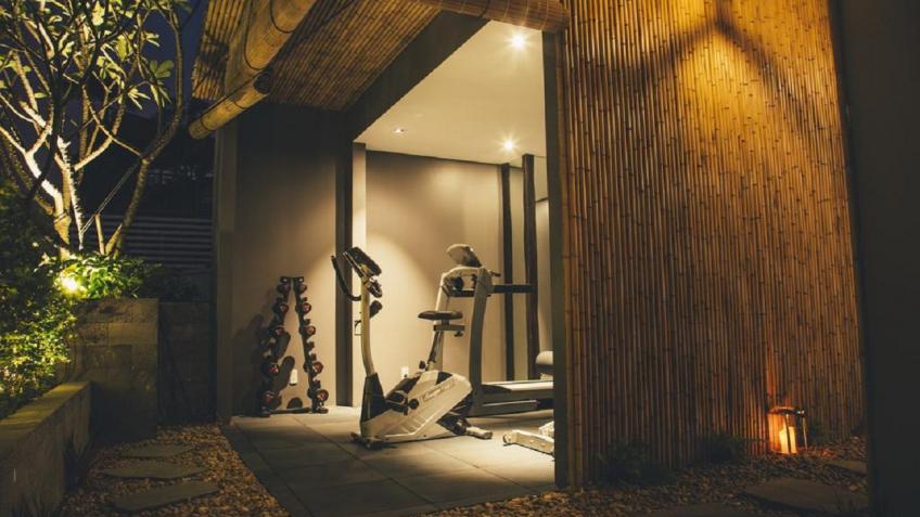 Phòng tập gym Alagon Zen Hotel & Spa Sài Gòn