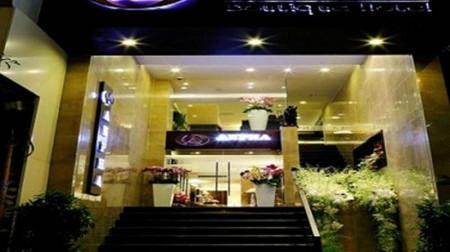 Khách sạn Anpha Boutique Sài Gòn