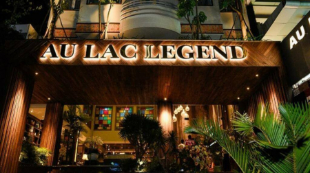 Khách sạn Âu Lạc Legend Hotel