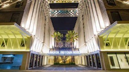 Khách sạn Bangkok Midtown Hotel