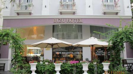 Khách sạn Bizu Boutique Phú Mỹ Hưng