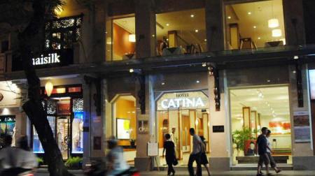 Khách sạn Catina Sài Gòn