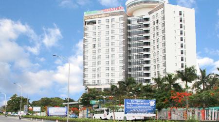 CenDeluxe Hotel Phú Yên
