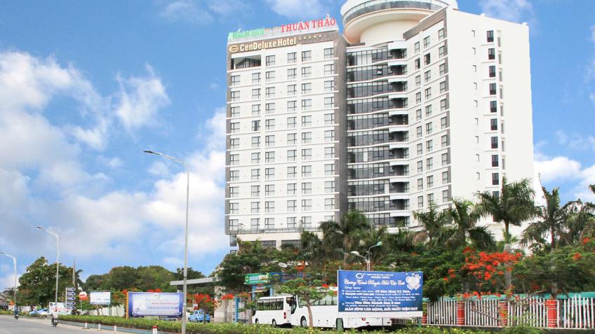 Khách sạn Cen Deluxe Phú Yên