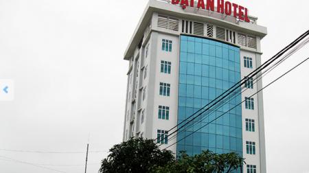 Khách sạn Đại An Ninh Bình