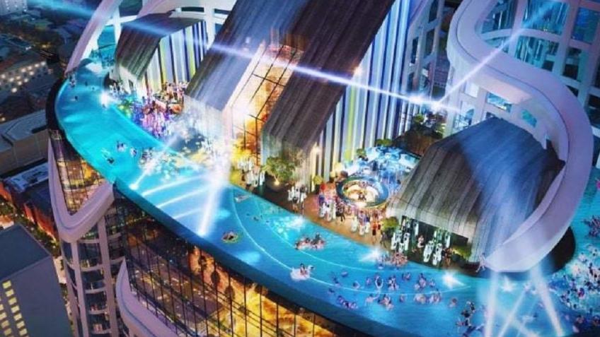 Hồ Bơi Eastin Grand Hotel Nha Trang