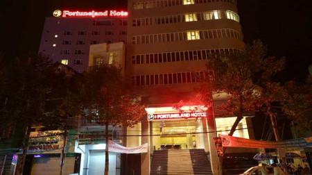 Khách sạn Fortuneland Cần Thơ