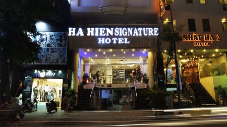 Khách sạn Hà Hiển Signature