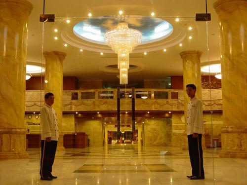 Cửa Khách Sạn