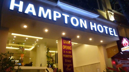 Khách sạn Hampton 1 Hồ Chí Minh