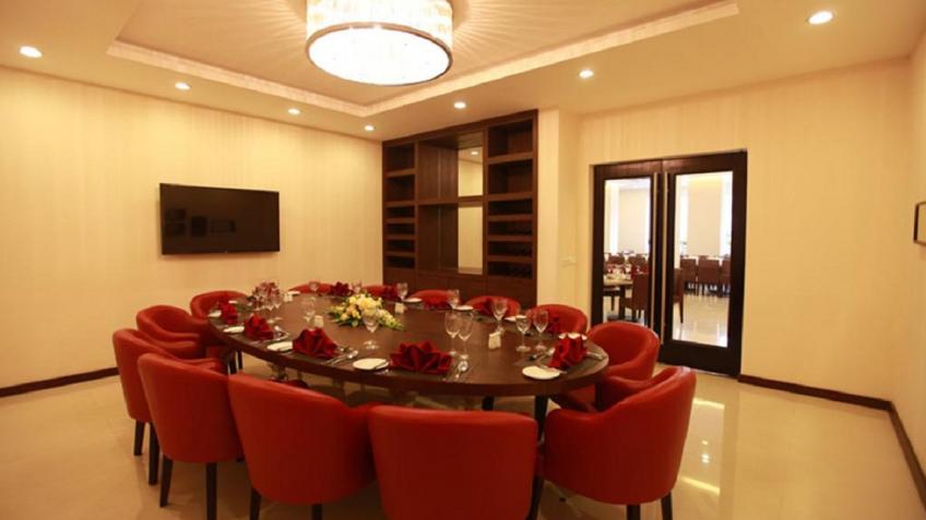 Phòng ăn riêng