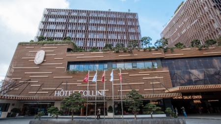 Khách sạn Hôtel Colline Đà Lạt