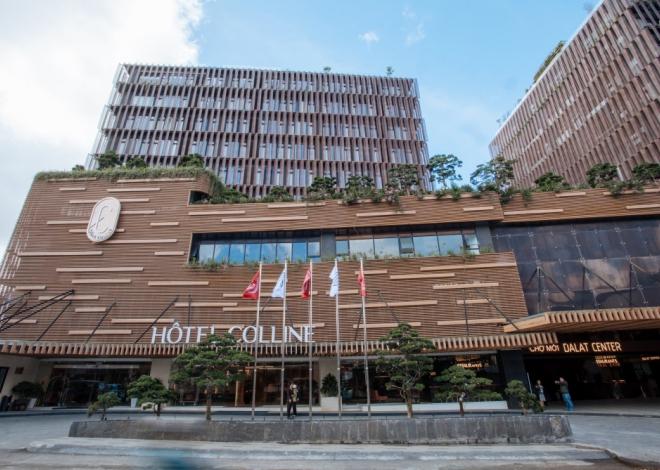 Overview Khách Sạn Hôtel Colline Đà Lạt