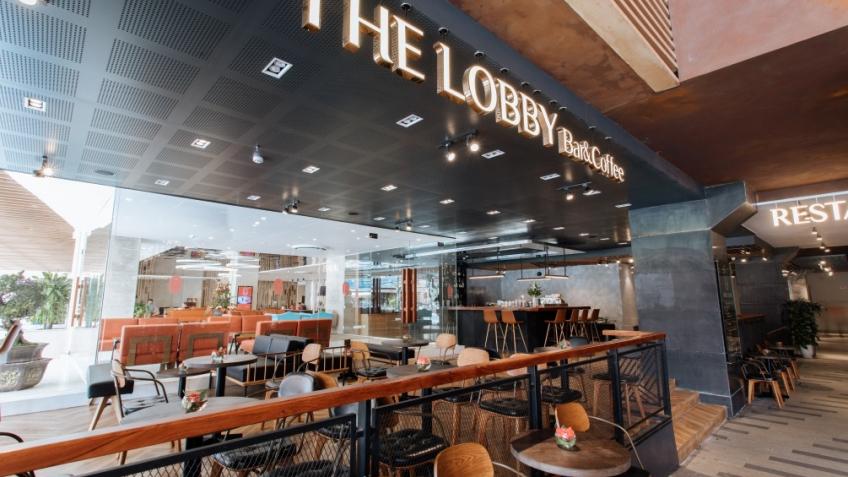 The Lobby Bar& Cafe  Khách Sạn Hôtel Colline Đà Lạt