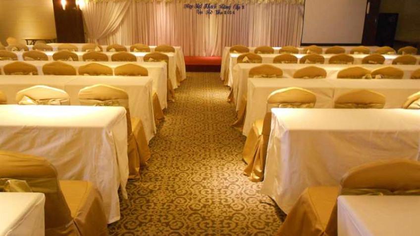 Phòng Hội Nghị Khách sạn Iris Cần Thơ