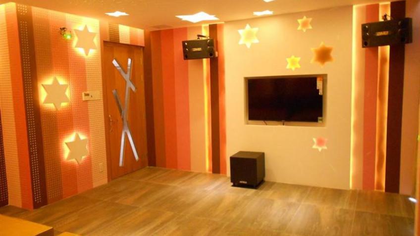 Phòng giải trí Khách sạn Iris Cần Thơ