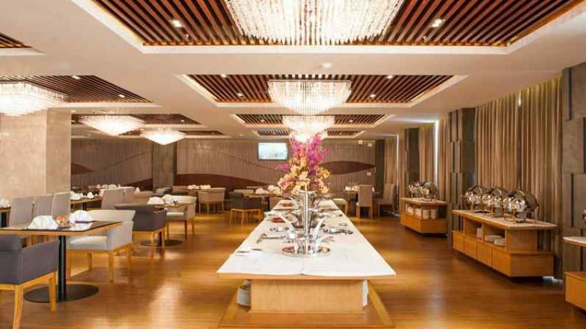 Nhà hàng Khách sạn Iris Cần Thơ