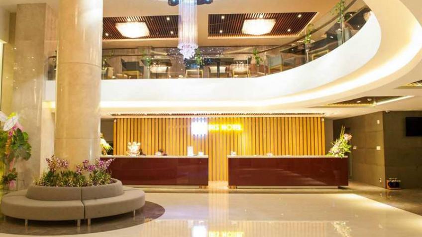 Sảnh Khách sạn Iris Cần Thơ