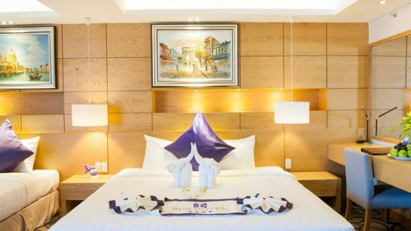 Phòng Vip Khách sạn Iris Cần Thơ