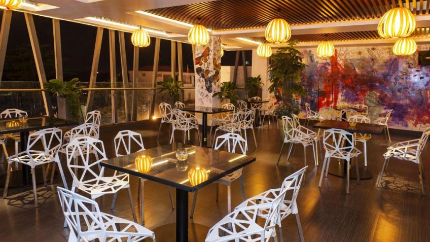 Coffee Khách sạn Iris Cần Thơ