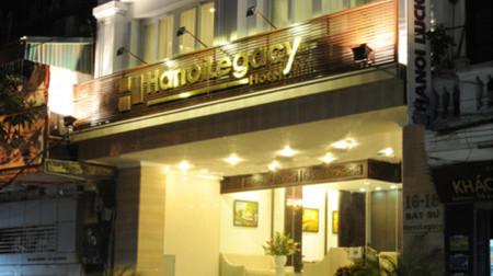 Khách sạn Legacy Bát Sứ