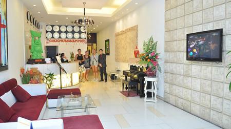 Khách sạn Legacy Hoàn Kiếm